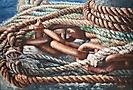 Cuerdas y cadena