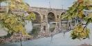 Puente sobre el Río Annas